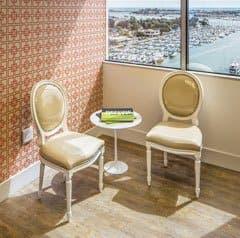 Dr. Stoker's waiting room